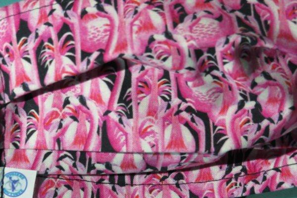 """Alltagsmaske Modell """"Flamingo Rio"""" 3"""