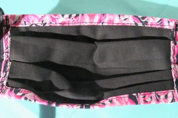 """Alltagsmaske Modell """"Flamingo Rio"""" 4"""