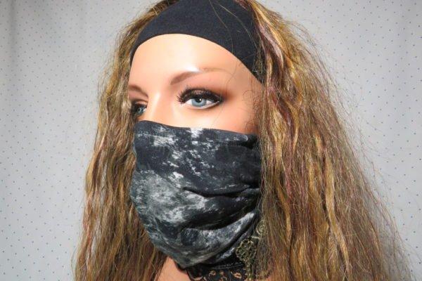"""Alltagsmaske Modell """"Liberty Skull"""" 1"""