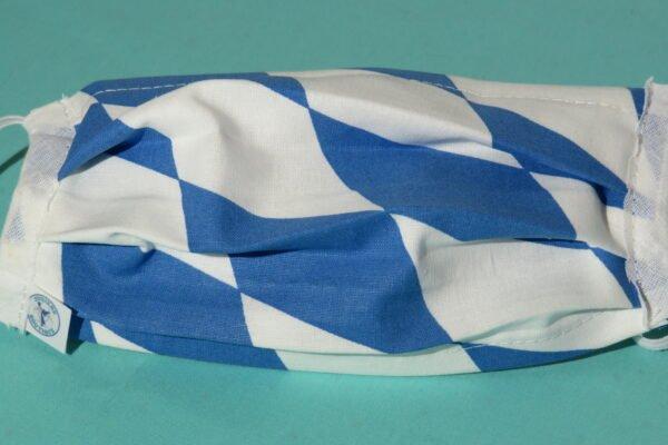 "Alltagsmaske Modell ""Liberty Bavaria"" 3"