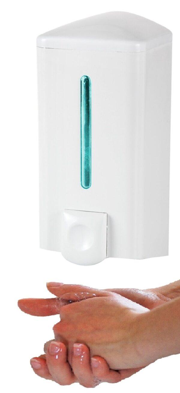 Desinfektionsmittelspender 1000ml Seifenspender Desinfektionsspender 1 Liter - Wandmontage 1