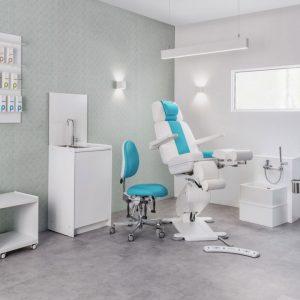 Hygiene-Studio/Praxis-Ausstattung