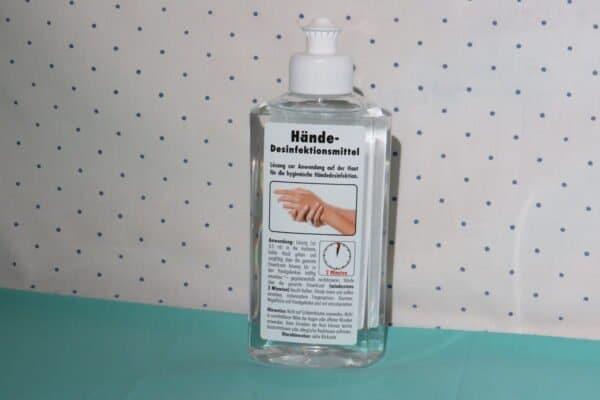 Hände-Desinfektion SONAX 250ml 1