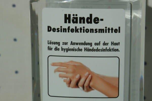 Hände-Desinfektion SONAX 250ml 2