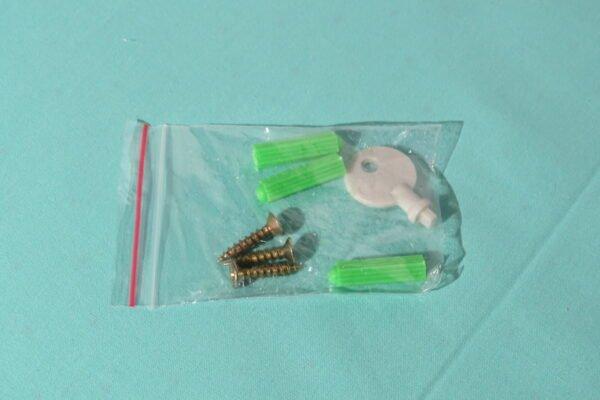 Wandspender 500ml Desinfektionsmittel-Spender Desinfektion Seifenspender 5