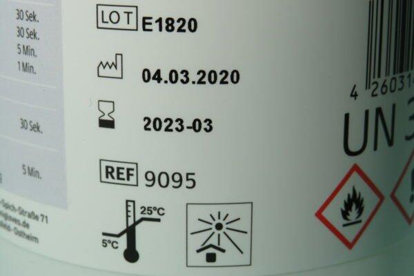 Unigloves Desinfektions-Tücher, 120 Stück - Dose, Art. Nr. RA-5095 6