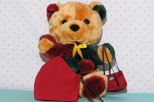 "Alltagsmaske Modell ""Kids Teddy 1"" 5"