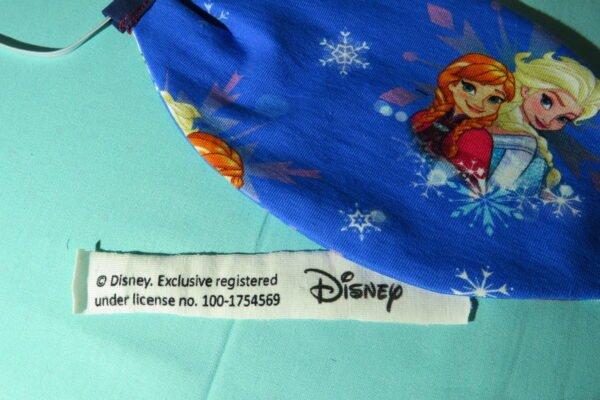 "Alltagsmaske Modell ""Liberty Ice Princess"" 6"