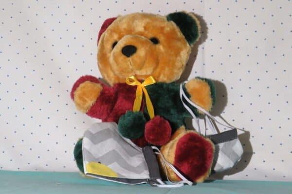 "Alltagsmaske Modell ""Kids Teddy 4"" 5"