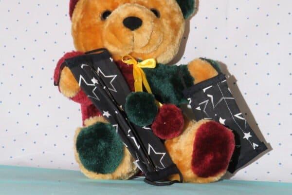 "Alltagsmaske Modell ""Kids Teddy 5"" 4"