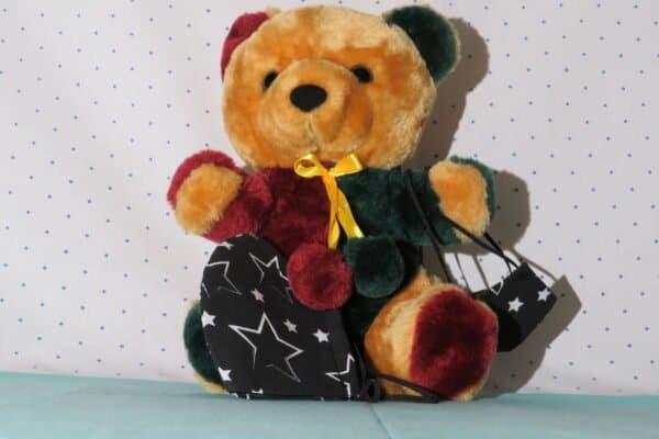 "Alltagsmaske Modell ""Kids Teddy 6"" 4"
