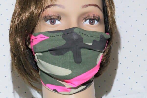 "Alltagsmaske Modell ""Liberty Camouflage"" 1"