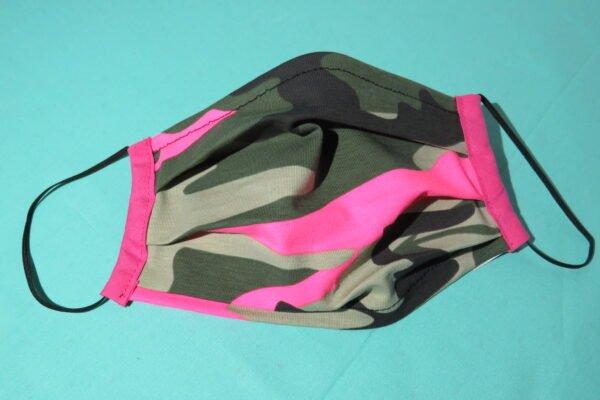 "Alltagsmaske Modell ""Liberty Camouflage"" 3"