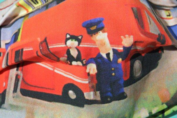 "Alltagsmaske Modell ""Liberty Kids Firefighter"" 4"