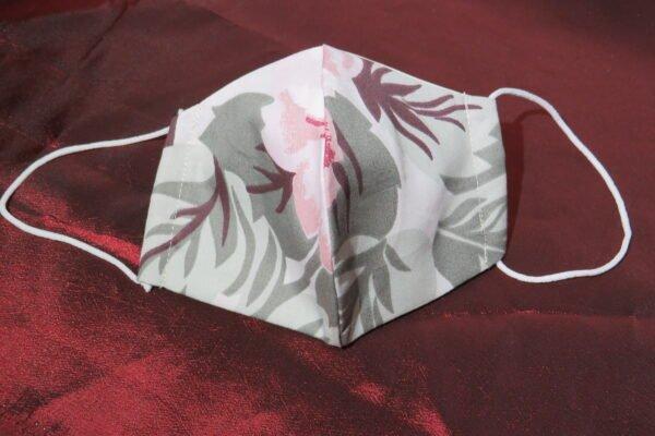 """Alltagsmaske Modell """"Skyline Floral Art 2"""" 2"""