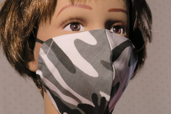 "Alltagsmaske Modell ""Skyline Kids Commander"" 1"