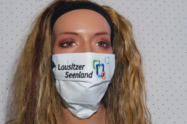 "Alltagsmaske Modell ""Liberty Lausitzer Seenland"" 1"