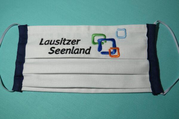 "Alltagsmaske Modell ""Liberty Lausitzer Seenland"" 2"