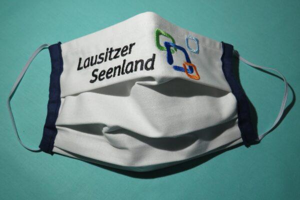 "Alltagsmaske Modell ""Liberty Lausitzer Seenland"" 3"