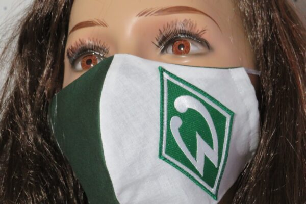 "Alltagsmaske Kundenwunsch ""Fußball-Fan 2"" 1"