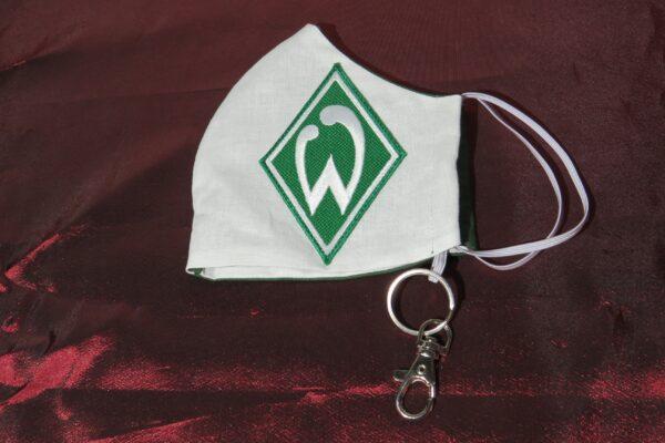 "Alltagsmaske Kundenwunsch ""Fußball-Fan 2"" 4"