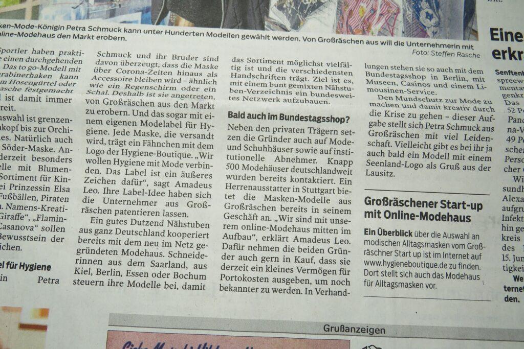 Lausitzer Rundschau 4