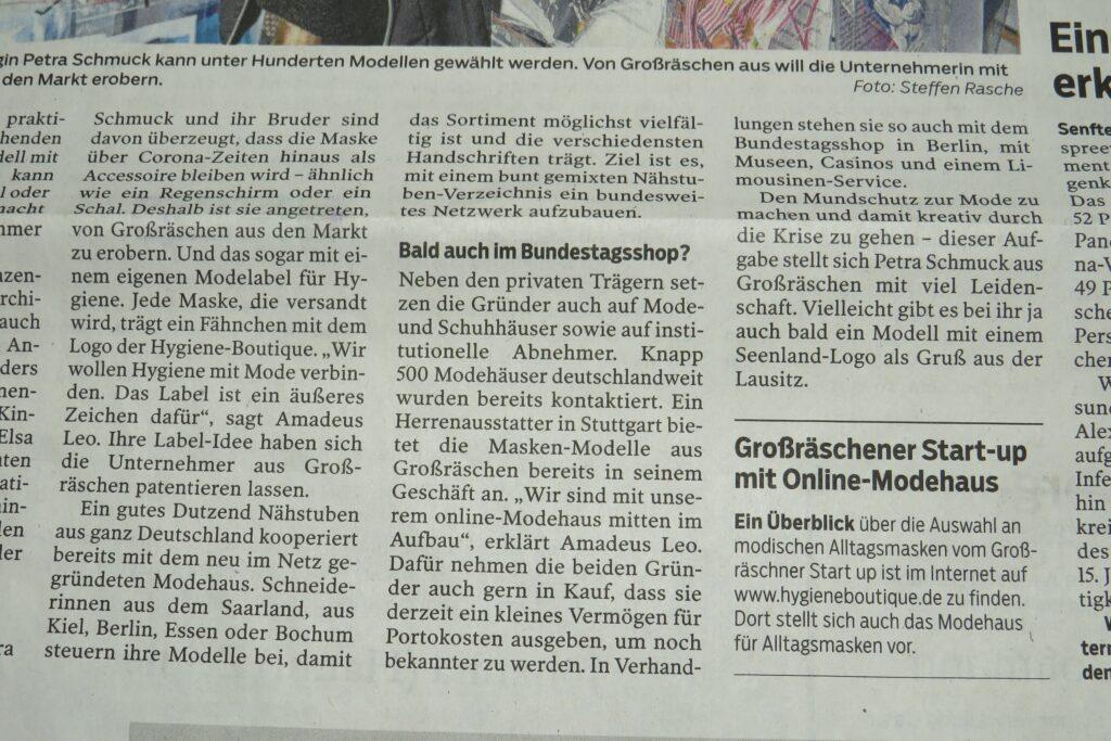 Lausitzer Rundschau 5