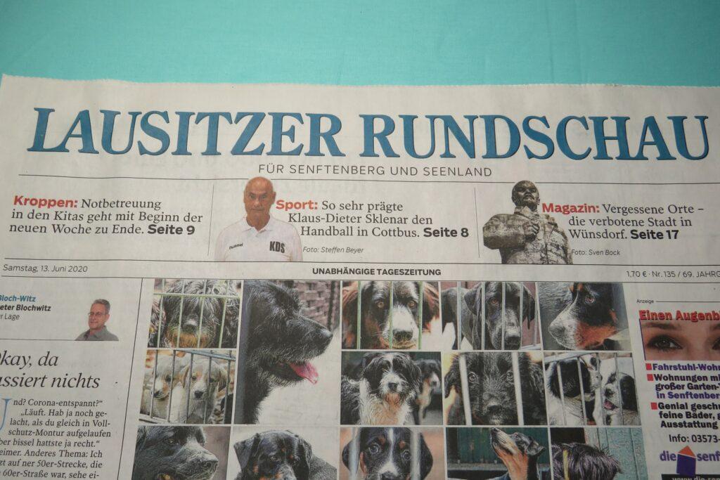 Lausitzer Rundschau 6
