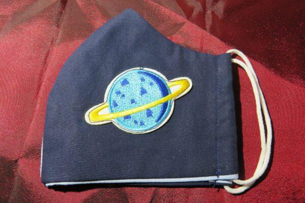"""Alltagsmaske Modell """"Skyline Saturn 2"""" 4"""