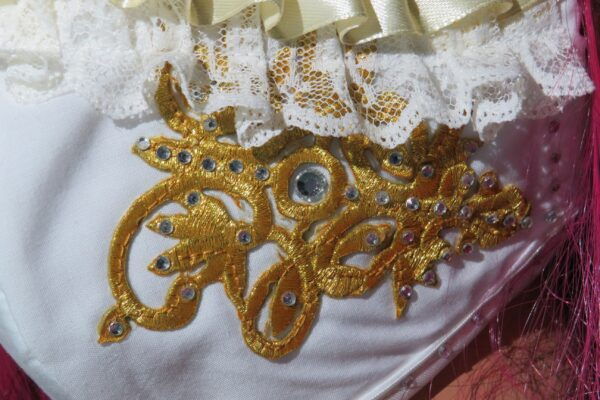 "Alltagsmaske Modell ""Skyline Dü. Hochzeit"" 6"