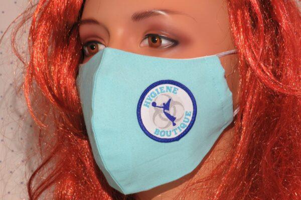 "Alltagsmaske Modell ""Hygiene-Boutique Fan-Maske"" 1"