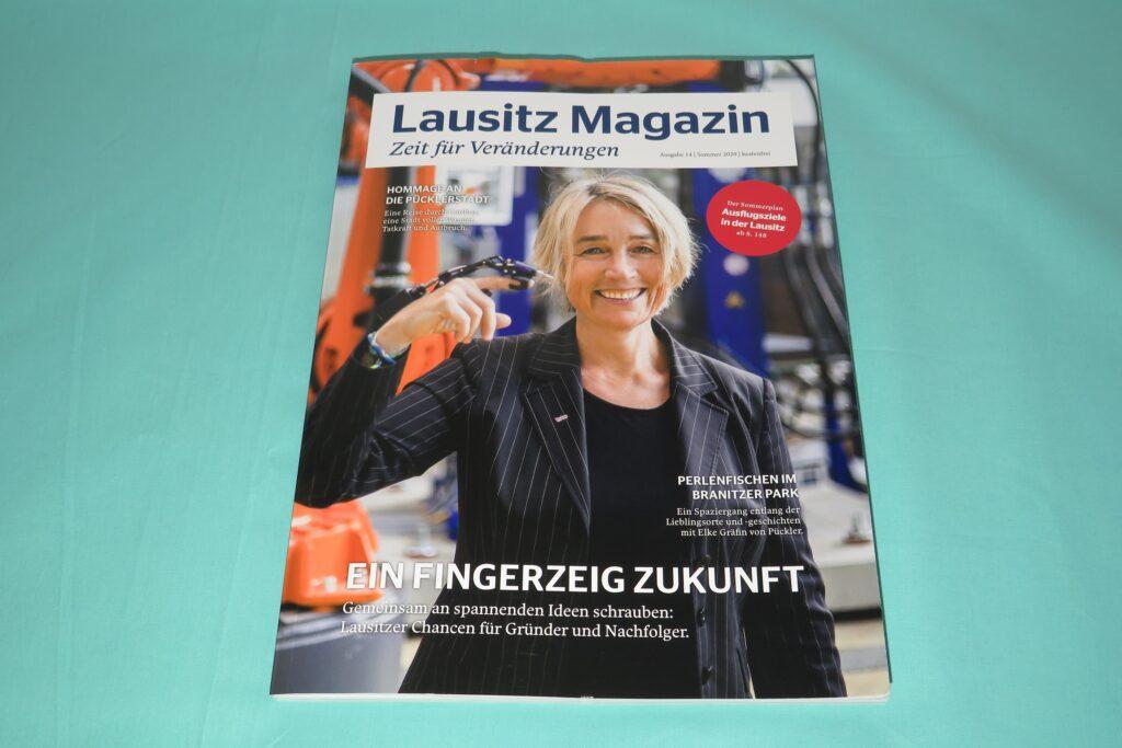 Lausitz Magazin 1