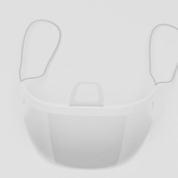 1x  iCatcher Gesichtsschild Plastikmaske Face shield Schutzvisier, wiederverwendbar 4