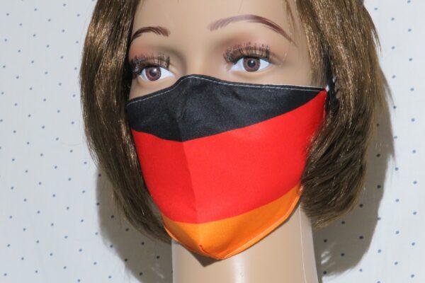 "Alltagsmaske Modell ""Skyship Deutschland"" 1"