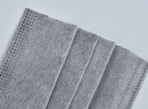 10 Stück Mundschutz - GRAU  OP Nasenschutz Atemschutz Einweg 3-lagig 2