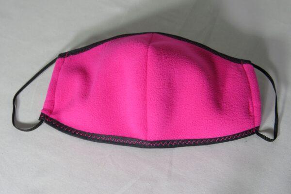 """Alltagsmaske Modell """"Skyline Warm-up Pink"""" 2"""
