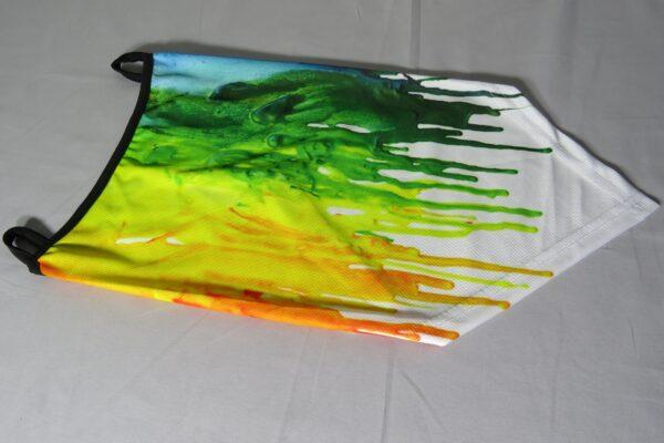 Rundschal Modell Colour Art 2