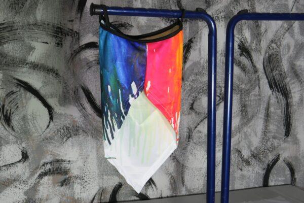 Rundschal Modell Colour Art 5