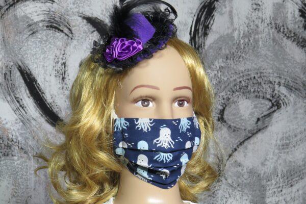 "Alltagsmaske Modell ""Liberty Kids Gespenster"" 1"