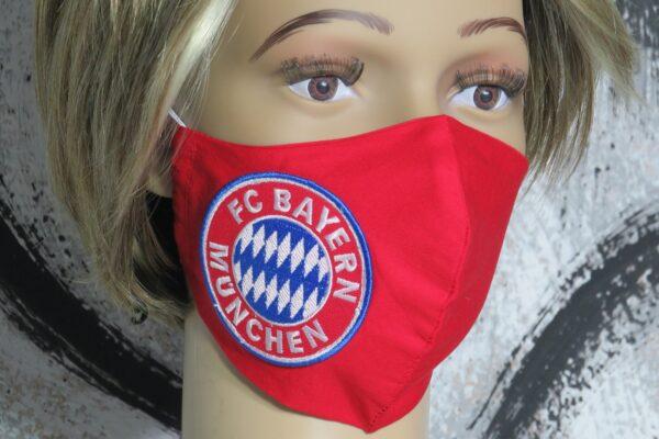 "Alltagsmaske Kundenwunsch ""Fußball-Fan 3"" 1"