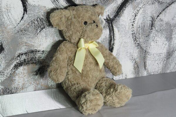 Kuschel - Braunbär mit Schleife, Höhe ca. 52cm 1