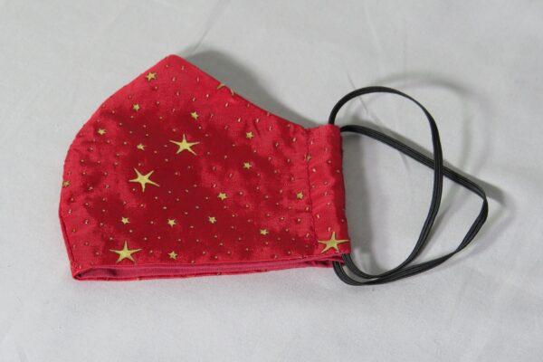 """Alltagsmaske Modell """"Weihnachten 3"""" 4"""