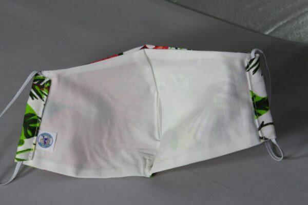 """Alltagsmaske Modell """"Weihnachtsstern"""" 3"""