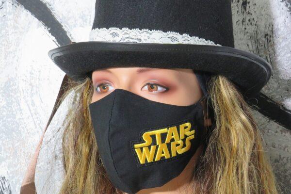 """Alltagsmaske Modell """"Star Wars"""" 1"""
