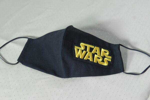 """Alltagsmaske Modell """"Star Wars"""" 2"""