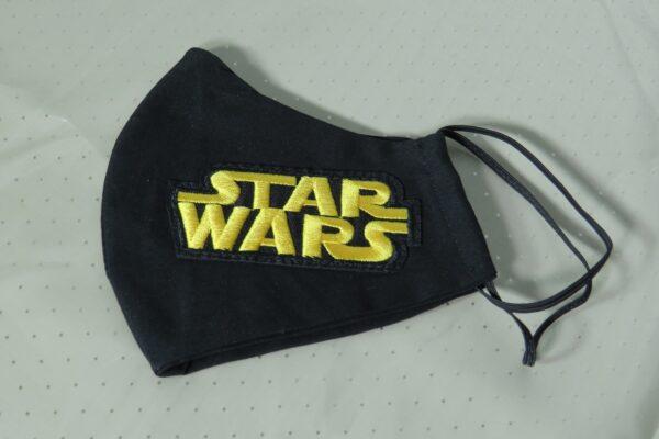 """Alltagsmaske Modell """"Star Wars"""" 4"""