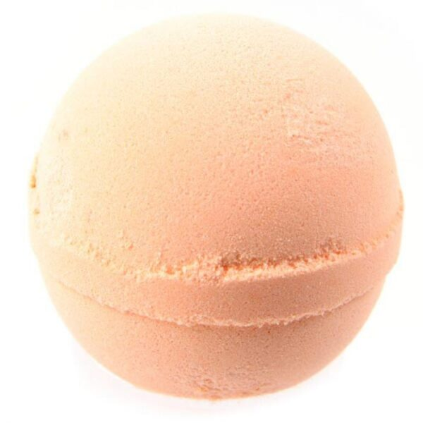 1 Stück Badekugel - Badebombe  Mandarine - Grapefruit ca. 200g 1