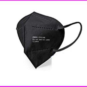 FFP2 Maske CE 2834 schwarz