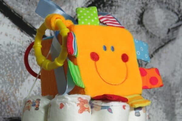 """Cupcake Windeltorte """"Spielspaß - Würfel"""" Einzelanfertigung - keine Massenware 2"""