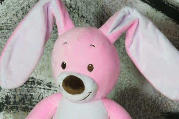 Cupcake pink Rabbit - Spieluhr Windeltorte-28022021-2 4